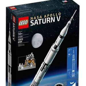 Lego Ideas NASA Apollo Saturn V £109.99 @ Lego