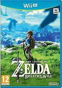 Wii U Legend of Zelda Breath of the Wild £42.99 @Tesco Direct
