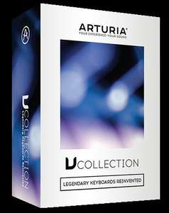Arturia V Collection now £212 50% off @ Native instruments