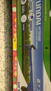 Hyundai Electric Grass Trimmer £10 at Morrison's