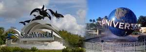 Universal and Seaworld switch ticket UPDATED Adult £307pp @ Orlando attraction tickets
