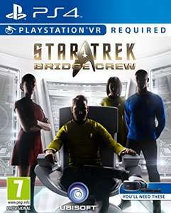 Star Trek Bridge Crew PS4 £31.99 prime (non prime £33.99) @ amazon.co.uk