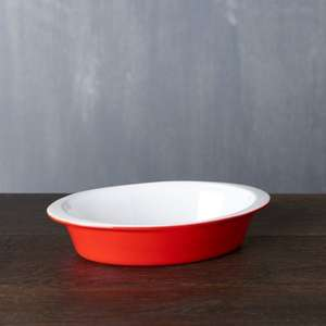 Morrisons Red Oval Roaster 22cm - £1.00