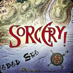 Sorcery! Free on Google play store (was £3.99)