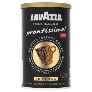 Lavazza prontissimo intenso instant coffee was £4.70 glitch £1.18 @ Tesco instore