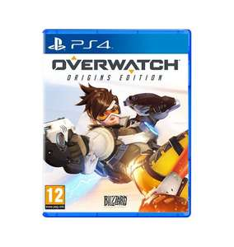 Overwatch Origins Edition PS4/Xbox One £22.00 Amazon