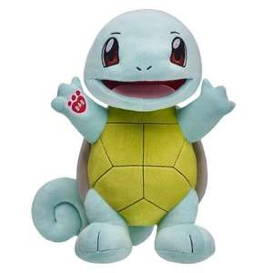 Squirtle £21.50 at build-a-bear instore