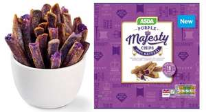 Purple (Yes Purple) Oven Chips 500g Bag £1 @ Asda