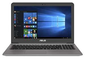 "ASUS Zenbook - Ultra HD 15"" Screen, Intel i7-7500, Nvidia GTX 960 4GB, 16GB RAM, 1TB Hard Drive & 256GB SSD - £200 off!"