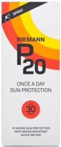 riemann p20 all spf 200ml £13.99 (free P&P over £40) @ Weldrick's pharmacy