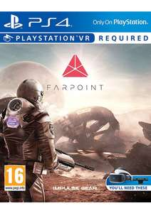 Farpoint VR £27.85 @ Simplygames / Base