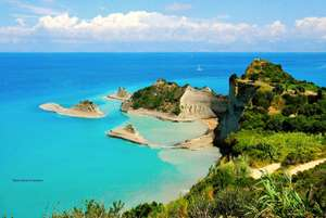 RETURN Flights to Greece and Cyprus - Corfu from £53.98pp @ Thomas Cook (also discounts for Rhodes / Mykonos)