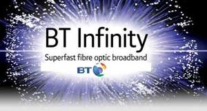 BT Infinity 1 with Starter TV & BT Sports £14.95 with Potential of Quidco Cashback