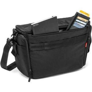 Manfrotto Professional Shoulder Bag 40 With Rain cover and room for a laptop £54.95 delivered @ WEX