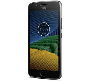Moto G5 2GB ARGOS £149.95 (technically £139.95 with FREE £10 voucher PURCHASE between 24TH MAY AND 3RD JUNE)