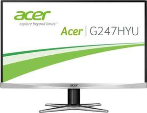 "Acer 24"" G247HYU (1440P, IPS) £169.99 at box.co.uk"