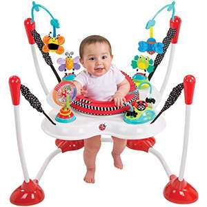 Sassy Inspire The Senses Bounce Around Activity Centre (was £90) Drops to £45 when added to basket at ASDA Direct