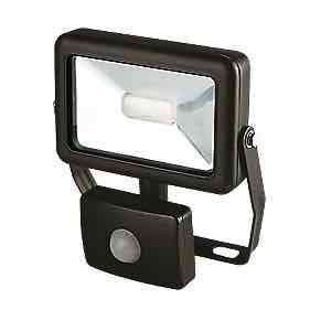 10W Slimline LED Floodlight with PIR £9.99 @ Screwfix C&C