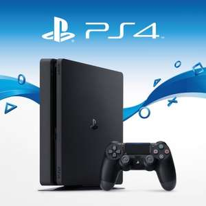 PS4 Slim 500GB Console + Tekken 7 £224.70 and PS4 Slim 1TB Console + Tekken 7 £244.70 @ ShopTo