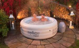 Bestway Lay-Z-Spa Vegas £295 from Tesco