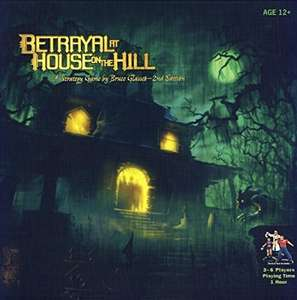 Betrayal at House on the Hill board game £22.48 delivered @ Amazon