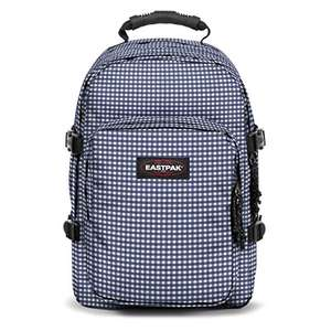 Eastpak Provider Backpack - 33 L, Gingham Blue (Multicolour) and others from £20.95 RRP £80 @ Amazon