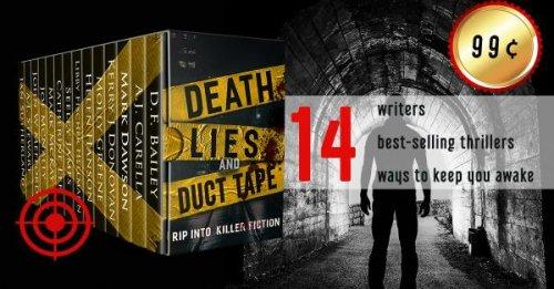 14 Killer Fiction Thrillers release price 92p (Amazon)