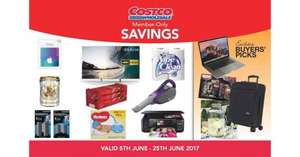 New Costco Offers from June 5th ie 42 pack Walkers - £3.58