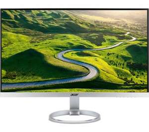 "ACER H277HUsmipuz WQHD 27"" IPS LED Monitor £279.99 @ Curry's"