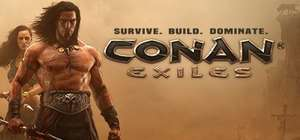 Conan Exiles  PC CD Keys (£14.25 with 5% FB code)