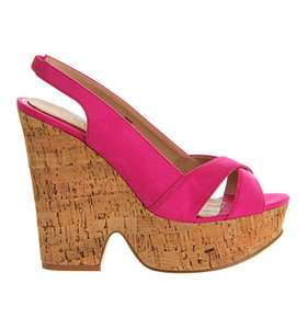 Upto 70% off heels and trainers eg Jet Set pink wedge was £50 now £11.25 @ Office Shoes