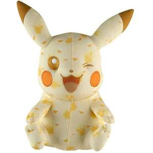 20th Anniversary 25cm Pikachu Plush (was £9.99) now only £4.99 @ Smyths