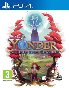 Yonder: The Cloud Capture Chronicles (PS4) £17.99 Delivered (Preorder) @ 365games (Base now dropped to £16.85)
