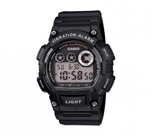 Casio Men's Vibration Alarm Watch £19.99 @ Argos - Free C&C