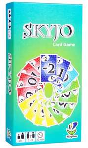 SKYJO card game £11 (Prime / £14.99 non Prime) on Amazon (cheapest ever price - Lightning Deal) - Sold by Magilano and Fulfilled by Amazon