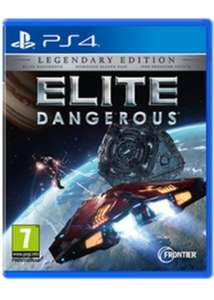 Elite Dangerous: Legendary Edition Pre-order (PS4) £31.85 @ Base.com