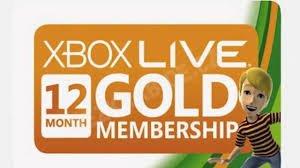 XBOX LIVE GOLD 12 MONTH MEMBERSHIP £26.66 @ Xbox