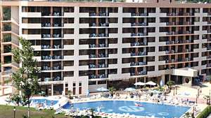 From Man / Luton: Last Minute Holiday - 7 nights SC Poseidon Apartments in Sunny Beach, Bulgaria from £155pp (Based on 2 sharing) £310 @ Thomson