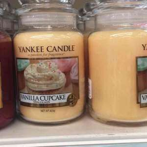 Yankee candle (large) £12.99 instore @ the range. national.