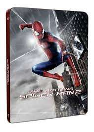 The Amazing Spider-Man 2 - Limited Edition Steelbook Blu-ray £5.99 @ 365games