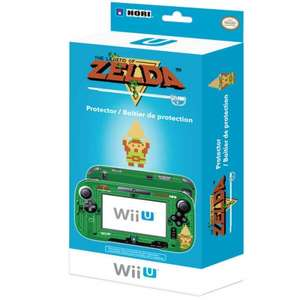 Save 50% Official The Legend of Zelda Hori Gamepad Protector for Wii-U £8.99 @ Nintendo Store (Delivery £1.99 or free over £20.00)