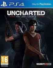 Uncharted The Lost Legacy (PS4) £24.39 preorder @ boomerangrentals