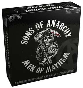 Sons of anarchy board game £15.99 (-10% if adding 2nd item) Dispatched from and sold by BuySend