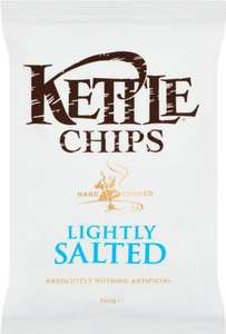 Kettle Chips Crispy Bacon & Maple Syrup (150g) was £1.89 now £1.00 (Rollback Deal) @ Asda