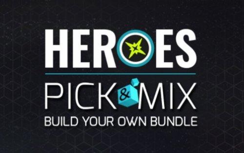 Heroes Pick & Mix Bundle - 5 games for £1.89 @ BundleStars
