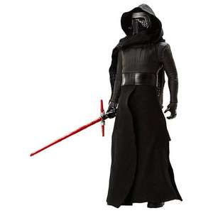 "Star Wars: Episode VII The Force Awakens 18"" Kylo Ren Action Figure £8.50 Delivered @ John Lewis"