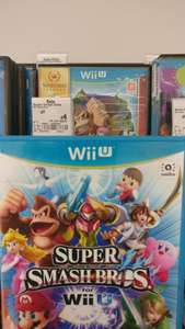 Super Smash Bros - Wii U £4 @ Asda Broadstairs