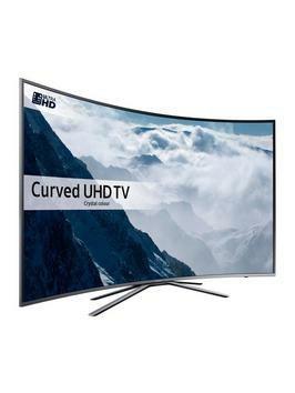 SamsungUE65KU6500 65 Inch, Freeview HD, LED Smart Curved Ultra HD TV