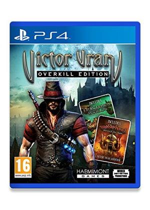 Pre-Order Victor Vran Overkill Edition PS4 / X1 £26.85 @ Base.com