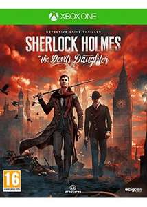 Sherlock Holmes The Devils daughter Ps4 / Xbox One - Base - £14.85